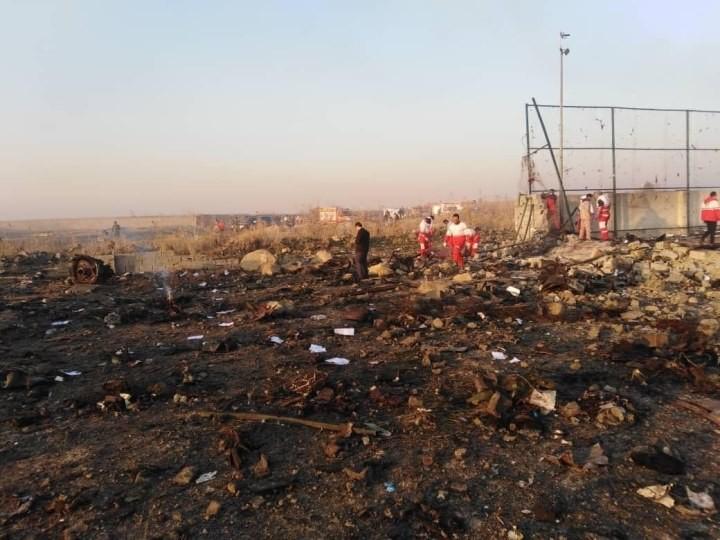 Выживших нет. Украинский пассажирский самолет упал в Иране