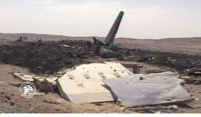 Украинский пассажирский самолет упал в Иране